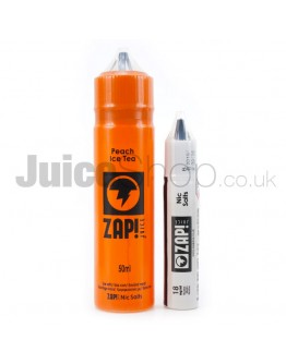 Peach Ice Tea by ZAP! (50ml)