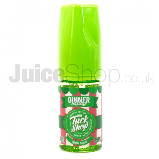 Apple Sours by Tuck Shop (25ml)