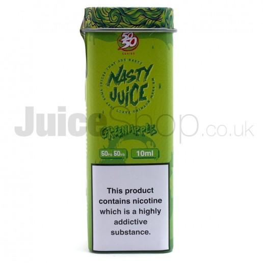 Green Ape by Nasty Juice (50/50)