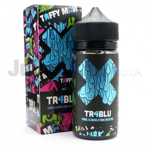TR4BLU by Taffy Man (100ml)