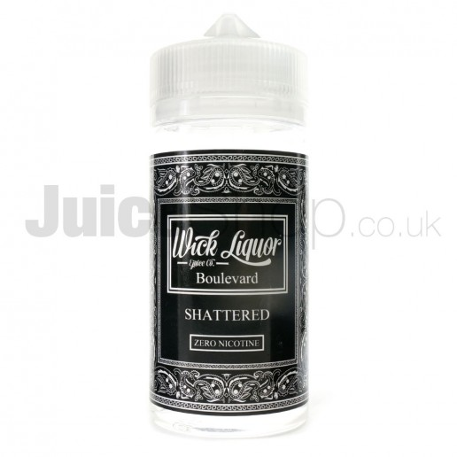 Boulevard - Shattered by Wick Liquor (150ml)