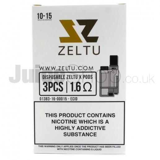 Zeltu X Pods (3pc)